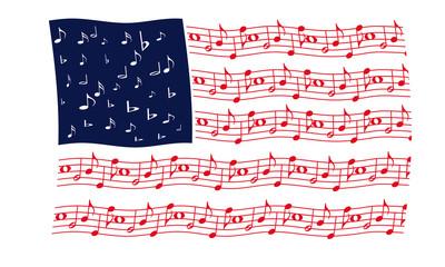 Musical Flag