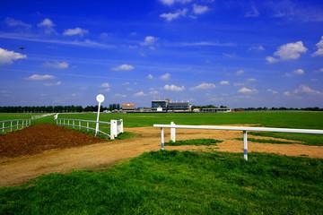 Knavesmire Racecourse, York