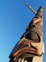 Totem Pole Artwork