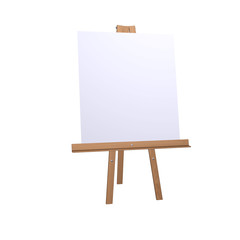 easel isolate