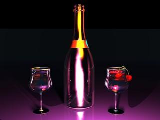 goblets in the dark