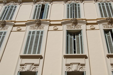 façade style