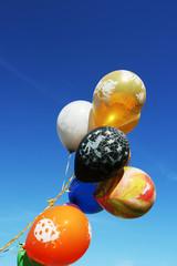 Balls in sky