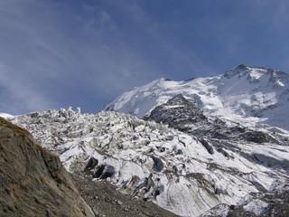 Glacier et Aiguille de Bionassay 2