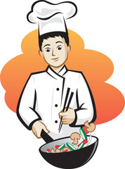 Asian Chef