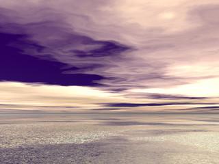 Northen sunset