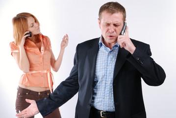 emotions over Phone conversation