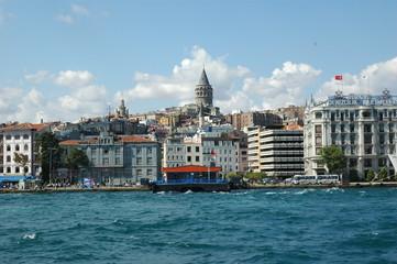 istanbul galata turm