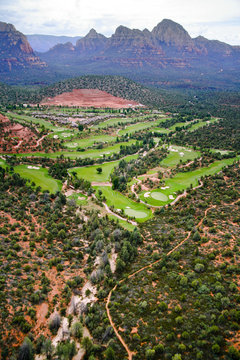Arizona - golf country