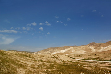 Jordanian valley