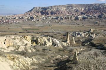 Cappadoce, le plateau
