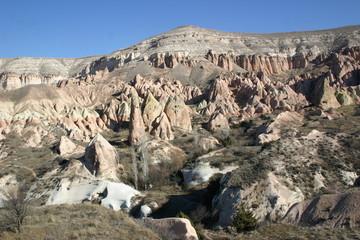 Cappadoce, la vallée principale