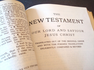 Bible The New Testament