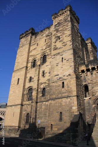 Fototapete Newcastle's Castle