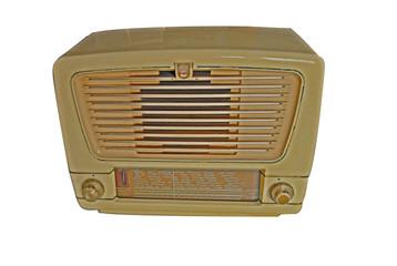 ancien poste de radio