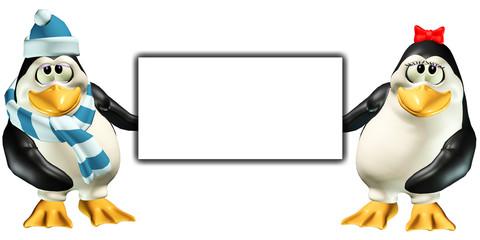 Penguins Sign
