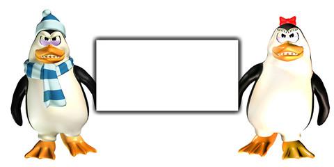 Penguins Sign 2