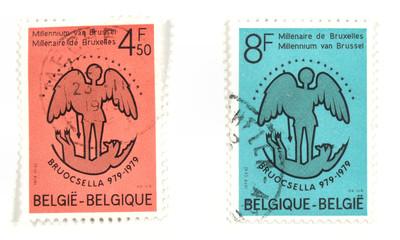 1000 years of Brussel anniversary