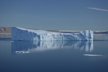 Eisberg in der Arktis