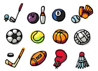 sports - objets