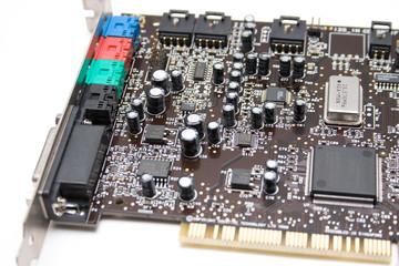 Circuit board - sound card