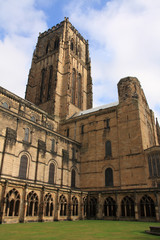 Durham Cathedral Towers