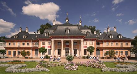 Schloss Pillnitz in Dreden