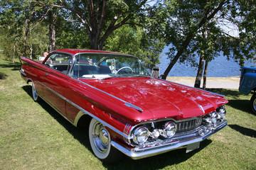 Foto op Plexiglas Oude auto s american classic