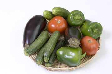 Fresh vegetable..