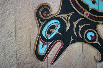 totem painting
