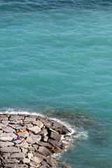 Italien Meer Sonnenbaden
