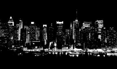 lights of midtown