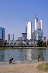 frankfurt am main financial district