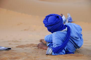 Hombre bereber