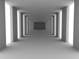 einfacher korridor