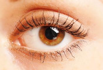 An open eye