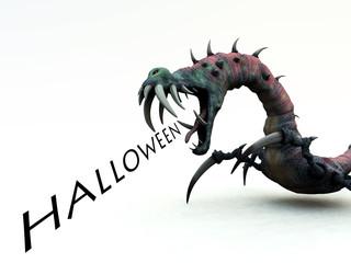 Halloween Creepy Monsters 5