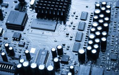 Big audio computer chip