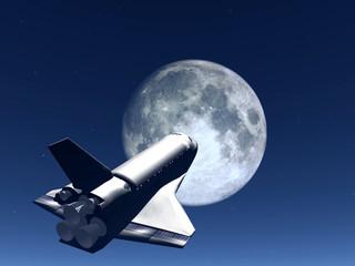 Shuttle In The Sky 53