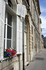 Straße in Nancy