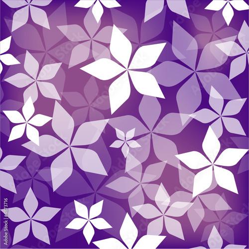 fleurs blanches sur fond violet motif fichier vectoriel libre de droits sur la banque d. Black Bedroom Furniture Sets. Home Design Ideas