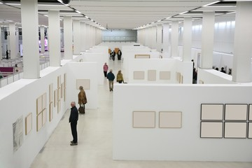 hall on exhibition