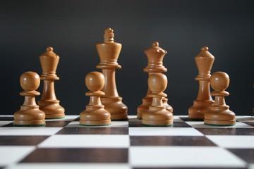 chess- the start