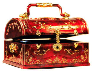 Chest for treasures