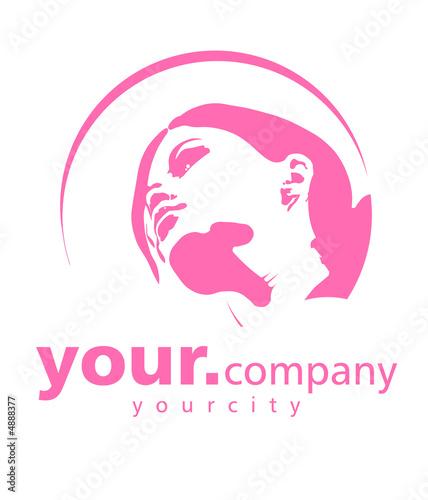 Kosmetiksalon logo  Logo - Kosmetik