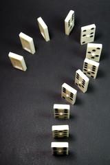 question domino