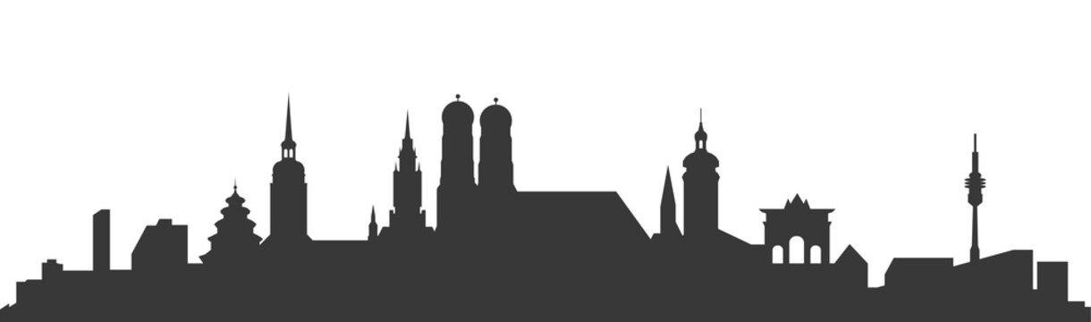München - Skyline 01