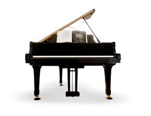 Isolated Piano