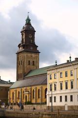 Christina Church (Christine kyrka) in Goteborg, Sweden