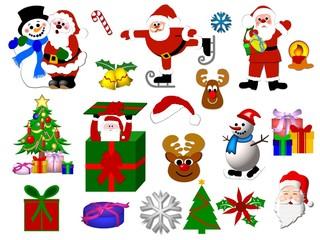 weihnachts symbole